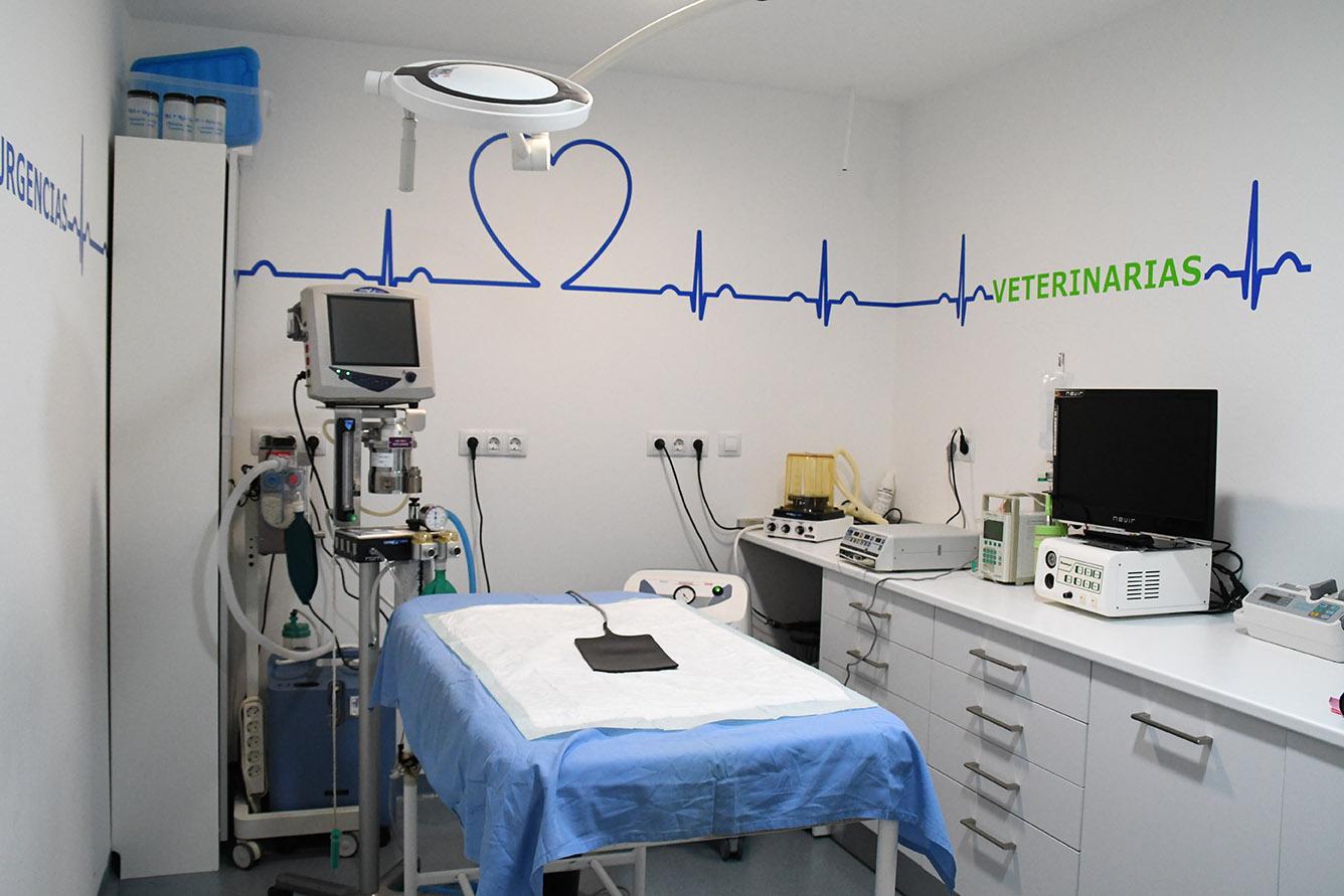 Interior de quirófano